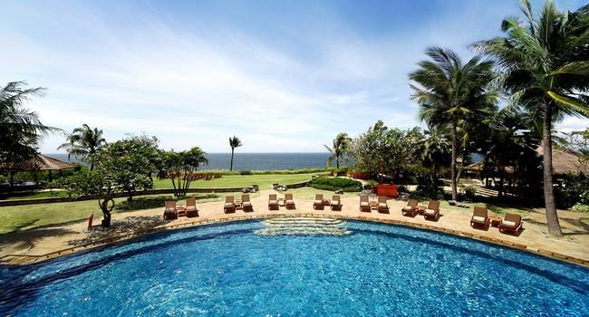 Клуб путешествий Павла Аксенова. Индонезия. О.Бали. Ayana Resort and Spa. Басссейн
