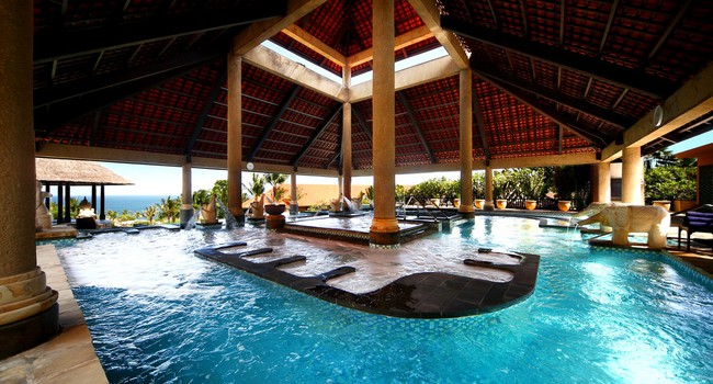 Клуб путешествий Павла Аксенова. Индонезия. О.Бали. Ayana Resort and Spa. Spa on The Rocks