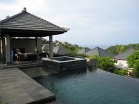Клуб путешествий Павла Аксенова. О.Бали. Banyan Tree Ungasan. Pool Villa Garden View. Фото П.Аксенова