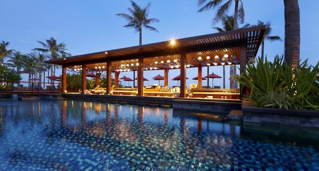 Клуб путешествий Павла Аксенова. О.Бали. The St.Regis Bali. Vista Bar