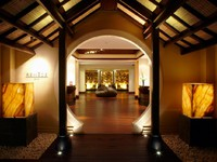 Клуб путешествий Павла Аксенова. О.Бали. The St.Regis Bali. Remede Spa - Entrance