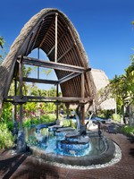 Клуб путешествий Павла Аксенова. О.Бали. The St.Regis Bali. Remede Spa. Aqua Vitale Pool