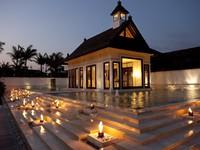 Клуб путешествий Павла Аксенова. О.Бали. The St.Regis Bali. Cloud Nine Chapel