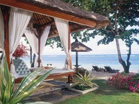 Индонезия. О.Бали. The Laguna Resort & Spa. Beach Front Bale Bengong