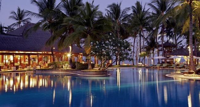 Клуб путешествий Павла Аксенова. Индонезия. О.Бали. The Laguna Resort & Spa. Banyubiru Restaurant