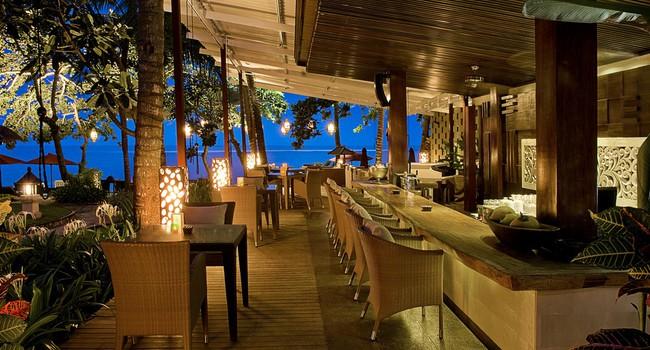 Клуб путешествий Павла Аксенова. Индонезия. О.Бали. The Laguna Resort & Spa. Kulkul Bar