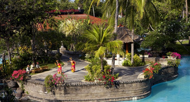 Клуб путешествий Павла Аксенова. Индонезия. О.Бали. The Laguna Resort & Spa. Nusa Bagus Island