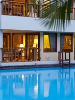 Клуб путешествий Павла Аксенова. Индонезия. О.Бали. The Laguna Resort & Spa. Lagoon Access Exterior