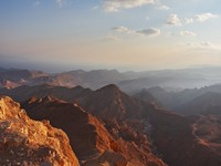 Израиль. The bible landscape - Sinai and Red sea. Фото Avraham Kushnirov - Depositphotos