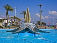 Израиль. Israel sea resort Netanya. Фото Viacheslav Belyaev - Depositphotos