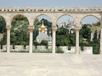 The Temple Mount in Jerusalem in Israel. Фото Zhanna Ocheret - Depositphotos