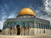 Dome of the Rock (Al Aqsa Mosque). Jerusalem, Israel. Фото Anna Kucherova - Depositphotos