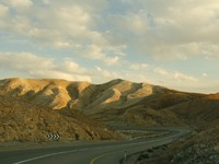 Израиль. Мертвое море. Road to the Dead sea .Israel. Фото k45025 - Depositphotos