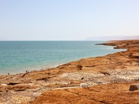 Израиль. Мертвое море. Dead Sea, Israel. Фото Jan Wachata - Depositphotos