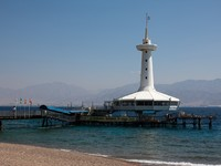 Израиль. Эйлат. Travel series Red sea resort of Eilat, Israel. Фото Gennady Kravetsky - Depositphotos
