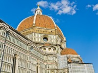Италия. Флоренция. Santa Maria del Fiore in Florence, Italy. Фото Assawin Chomjit - Depositphotos