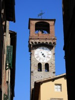 Италия. Тоскана. Лукка. Lucca. Tour de Lucca. Фото Georges DIEGUES - Depositphotos