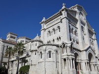 Монако. Монте Карло. Saint Nicholas Cathedral in Monaco. Фото Andrey Anisimov - Depositphotos