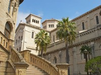 Монако. Монте Карло. Saint Nicholas Cathedral in Monaco. Фото pixelimages - Depositphotos
