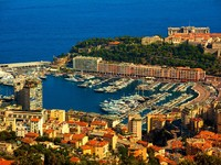 Монако. Prinicipality of monaco on the french riviera france cote d_azur. Фото STYLEPICS - Depositphotos