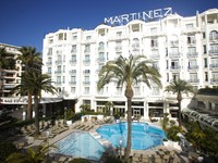 Франция. Канны. Grand Hyatt Cannes Hotel Martinez