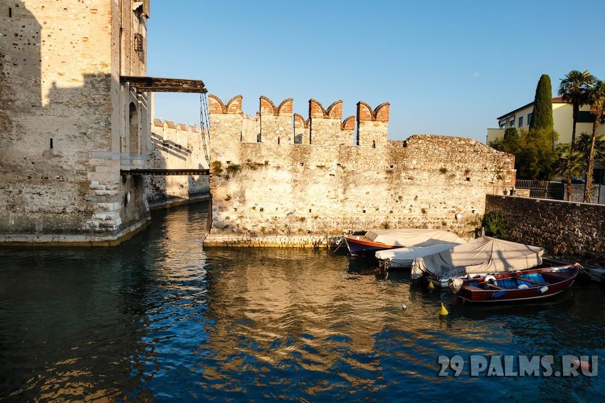Lago di Garda foto serrature