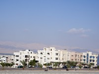 Иордания. Акаба. Cityscape, City of Aqaba, Jordan. Фото Игорь Дашко - Depositphotos