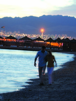 Иордания. Акаба. Aqaba - Enjoy walking on our White Sandy Beach