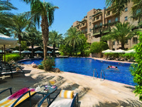 Иордания. Акаба. Movenpick Resort & Residence Aqaba