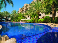 Иордания. Акаба. Movenpick Resort & Residence Aqaba. SUMMER POOL