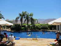 Иордания. Акаба. Movenpick Resort & Residence Aqaba. Фото Павла Аксенова
