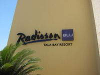 Иордания. Акаба. Radisson Blu Tala Bay Resort. Фото Павла Аксенова