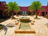 Иордания. Акаба - Тала Бей. Mоvenpick Resort & Spa Tala Bay Aqaba. Entrance
