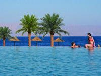 Иордания. Акаба - Тала Бей. Mоvenpick Resort & Spa Tala Bay Aqaba. Beach Pool