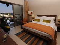 Иордания. Акаба - Тала Бей. Mоvenpick Resort & Spa Tala Bay Aqaba. Senior Suite Bedroom