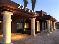 Иордания. Акаба - Тала Бей. Mоvenpick Resort & Spa Tala Bay Aqaba. Zara Spa - Entrance