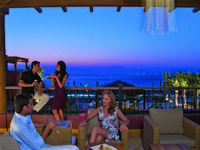 Иордания. Акаба - Тала Бей. Mоvenpick Resort & Spa Tala Bay Aqaba. Siraj Arguilah Terrace