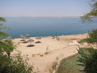 Иордания. Мертвое море. Jordan Valley Marriott Dead Sea Resort & Spa. Фото Павла Аксенова