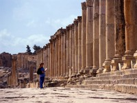 Иордания. Джераш. Jerash, Jordan. Фото Robert paul Van beets - Depositphotos