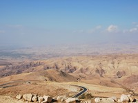 Иордания. Mt. Nebo. Фото Matthew Carroll - Depositphotos