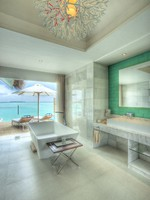 Мальдивы. Niyama Maldives. Water Studio with Pool (Bathroom)