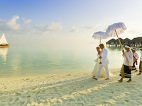 Мальдивы. Maldives. Velassaru Maldives. Wedding Ceremony