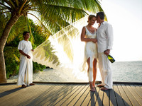 Мальдивы. Maldives. Wedding Ceremony