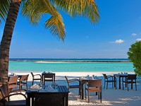 Sheraton Maldives Full Moon Resorts&Spa. Sand Coast