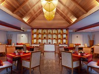 Sheraton Maldives Full Moon Resorts&Spa. Baan Thai-Thai Restaurant