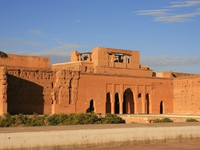 Марокко. Марракеш. Palais el-Badi in Marrakech. Фото Irina Belousa - Depositphotos