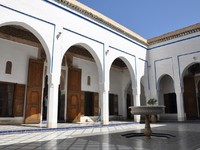 Марокко. Марракеш. Marrakesh Bahia Palace. Фото Julien Goguel - Depositphotos