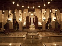 Марокко. Марракеш. Royal Mansour Marrakech