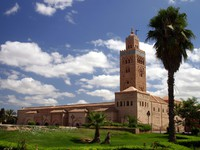 Марокко. Марракеш. Koutoubia Minaret, Marrakesh. Фото Richard Waters - Depositphotos