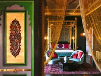 Марокко. Марракеш. Taj Palace Marrakech. Royal Suite